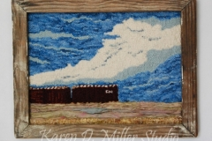 """Heading West (2013) 15"""" x 11.5"""" (Available)"""