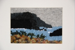 """Bottle Cove (2015) 7"""" x 5"""" (Sold)"""
