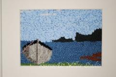 """Waiting on Shore (2014) 7"""" x 5"""" ( Sold)"""