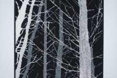 """Ghost Trees (2014) 17"""" x 32"""" (Available)"""